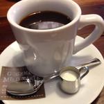 ラナイ カフェ - マイルドコーヒー♡パンケーキ1皿しか注文してないのでこちらは380円♡だったっけな?