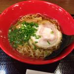 うめぇら食堂 - うめぇらーめん¥500(SW¥100値引)