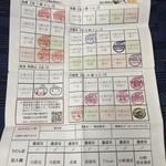 極楽うどん Ah-麺 - 第5回関西讃岐うどん巡礼13店舗目(残り37店舗) ※2015年9月