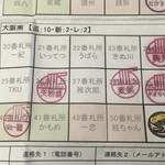 極楽うどん Ah-麺 - 南大阪エリア5店舗目 ※2015年9月
