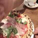 ピソラ - オススメのピザ。