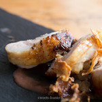 ソリス アグリトゥーリズモ - 若鶏のインボルティーニ マルサラソース トリュフの香り