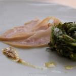 ソリス アグリトゥーリズモ - カジキマグロの燻製 サラダマスタード 酢橘の香りで
