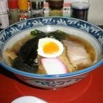 和らぎ - 料理写真:和風らうめん 570円