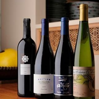 ワインにあう中華料理、体にやさしいBIOワイン