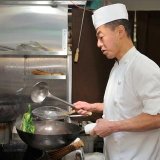 基本の中華料理を丁寧につくっていくなかで生まれた小林中華
