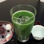 鶴屋吉信 - グリーンティー