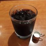 ヤマモト - アイスコーヒー(520円)