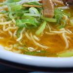 42243368 - 麺とスープ