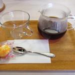 アンバーグラスコーヒー - キューバクリスタルマウンテン