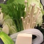 しゃぶ玄 - お野菜