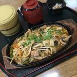 ふじ万 - ホルモンキムチランチ890円