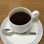 ふじ万 - コーヒー付