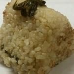 おむすび権米衛 - 高菜玄米