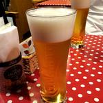 スペインバル Chico 鶴見西口 -  乾杯♪(〃゜▽゜)ノ□☆□ヽ(゜▽゜*)♪