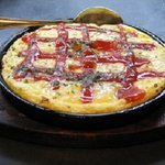 居酒屋 春夏秋冬 - チーズ玉子焼き 480円  昔からある当店オリジナル人気メニューです。