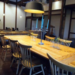 橘Cafe - 内観写真: