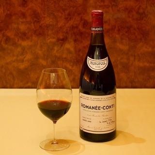最高の肉と最高のワインによるマリアージュ
