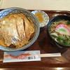 盛こう - 料理写真:カツ丼定食