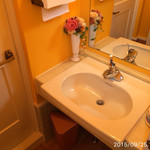 42256059 - しっかり手を洗いましょう(^^) カレー色