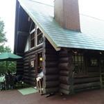 喫茶アービー - ログハウスです