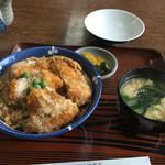 大黒屋 - カツ丼800円