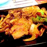 リトルカフェベーム - 鶏肉のスパイシーロースト