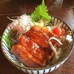 緑水門 - ✨うな丼(≧∇≦*)✨
