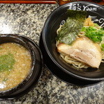 神虎 - つけ麺(醤油)
