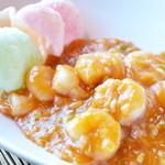 新中国料理 大三元 - 定番 海老のチリソース煮