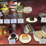 Mioru - ケーキ、パフェ、軽食あり