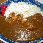 まるみ食堂 - カレーライス(750円税込)