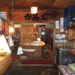 42273271 - 力寿司(山口県岩国市由宇町)店内