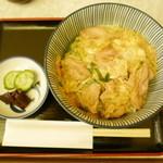 42273335 - 親子丼(700円)