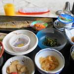 42274566 - 和定食の朝食