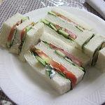 42275439 - 野菜サンド