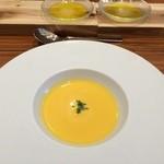 ABARIS - カボチャの冷製スープ☆
