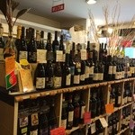 Sakayanakamura - ワインの品揃え