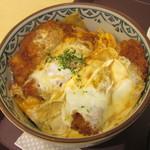 東京シェフズキッチン とんかつ 銀座 梅林 - ヒレカツ丼