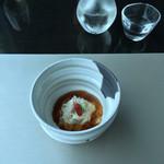 42277595 - 湯葉と日本酒