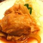 雨風食堂 - 生姜焼き