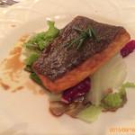 アモーレ・アベーラ - アベーラランチ|お魚選択:平目 2015/09/25訪問