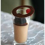 オリエンタルラウンジ - チョコレートムース