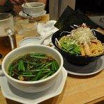 花月 - 台湾つけ麺(¥900)