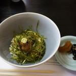 瑠璃京 - 真子のお茶漬け