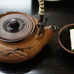 瑠璃京 - 土瓶蒸し