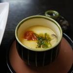 瑠璃京 - 茶碗蒸し