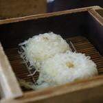 瑠璃京 - 鱧シュウマイ