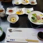 瑠璃京 - 前菜