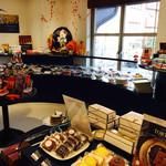 42281635 - 店内 チョコレート売り場